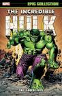Incredible Hulk Epic Collection The Leader Lives
