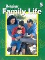 Family Life - Grade 5