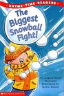 The Biggest Snowball Fight