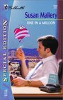 One in a Million  (Hometown Heartbreakers, Bk 9) (Silhouette Special Edition, No 1543)