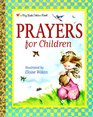 Prayers for Children (Big Little Golden Book)