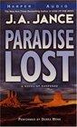 Paradise Lost (Joanna Brady, Bk 9) (Audio Cassette) (Abridged)