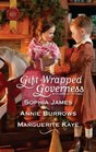Gift-Wrapped Governess Christmas at Blackhaven Castle / Governess to Christmas Bride / Duchess by Christmas