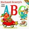 Richard Scarry's Find Your ABC'S (Pictureback(R))