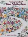 An Encyclopedia of Ribbon Embroidery Flowers: 121 Designs (3405)