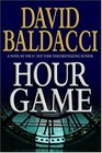 Hour Game (Sean King and Michelle Maxwell, Bk 2) (Audio CD) (Abridged)