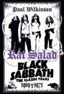 Rat Salad Black Sabbath The Classic Years 1969--1975
