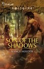 Son of the Shadows (Gifted, Bk 4) (Silhouette Nocturne, No 46)