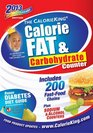 The CalorieKing Calorie Fat  Carbohydrate Counter 2013