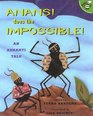 Anansi Does The Impossible  An Ashanti Tale
