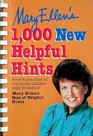 Mary Ellen's 1,000 New Helpful Hints