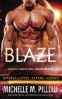 Blaze (Galaxy Alien Mail Order Brides) (Volume 3)