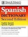 Simon  Schuster's International Spanish Dictionary
