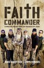 Faith Commander Living Five Values from the Parables of Jesus