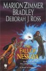 The Fall of Neskaya (The Clingfire Trilogy, Book 1)