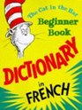 The Cat in the Hat Beginner Book Dictionary in French