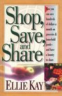 Shop Save and Share