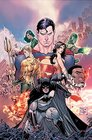 Justice League Vol 1  2 Deluxe Edition