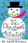 52 Christmas Activities