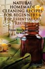 Natural Homemade Cleaning Recipes For Beginners  Top Essential Oil Recipes