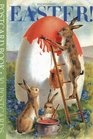 Easter! Postcard Book