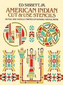 American Indian Cut and Use Stencils: 58 Full-size Stencils Printed on Durable Stencil Paper