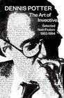 The Art of Incentive Selected Non-Fiction 1953-1994