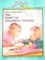 The Craft of Children's Writing