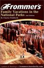Frommer's Family Vacations in the National Parks