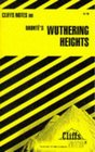 Cliffs Notes: Bronte's Wuthering Heights