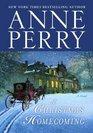 A Christmas Homecoming (Christmas Stories, Bk 9)