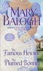 The Famous Heroine / The Plumed Bonnet (Dark Angel, Bks 3 & 4)