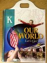 Our World Let's Go--big book format