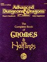 The Complete Book of Gnomes  Halflings