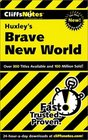 Cliffs Notes Huxley's Brave New World