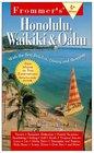 Frommer's Honolulu Waikiki  Oahu 5th Edition