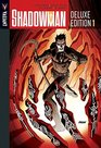 Shadowman Deluxe Edition Book 1 HC