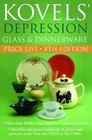 Kovels' Depression Glass and Dinnerware Price List 8th edition