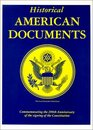 Historical American Documents