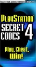 Secret Codes 4 for Sony Playstation