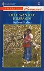 Help Wanted Husband
