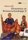 Suksesvolle Ekonomiese En Bestuurswetenskappe Gr 8 Leerdersboek