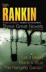 Rebus - Three Great Novels