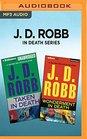 J D Robb In Death Series - Taken in Death  Wonderment in Death
