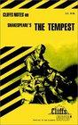 Tempest Notes (Cliffs Notes)