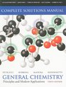 Solutions Manual for General Chemistry Principles and Modern Applications