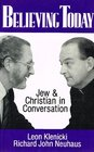 Believing Today: Jew and Christian in Conversation