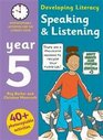 Speaking and Listening Year 5 Photocopiable Activities for the Literacy Hour
