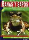 El nuevo libro de las ranas y sapos