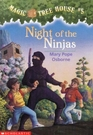 Night of the Ninjas (Magic Tree House, Bk 5)